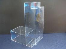 Acrílico doce dispenser box atacado