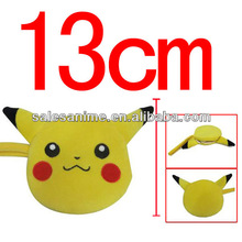 Wholesale Anime Pokemon Pocket Monsters anime Plush Phone Bag Coin Bag
