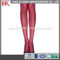 Top Quality moda tecido meia calça