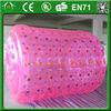 HI CE amazing 1.00mm PVC/TPU inflatable kid roller ball