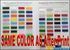 Betta Film Heat Transfer Vinyl Color Chart