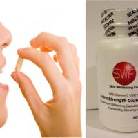 Swf Glutathione Extra Strength Skin Whitening Capsules