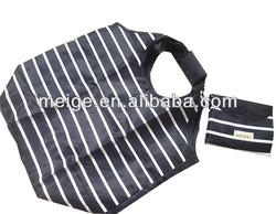 China wholesale tote bag/folding shopper tote bag