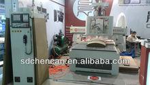 YAKO Driver 4 Axis Simple ATC CNC Wood Engraver