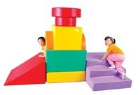 2014 Flexible Software Plastic Building Blocks Kids Educational Toys For Kids ET-KT021