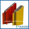 perfiles de aluminio del disipador de calor de aluminio