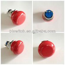 Nc N/c Emergency Stop Switch Push Button Mushroom Push Button 4screw Terminal