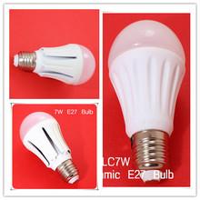 5730 7W E27 lighting ever 7w a19 led bulb