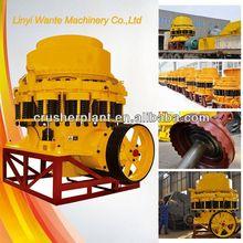 Linyi Wante 2014 rock gold crusher