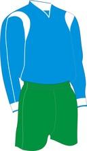 Whole Sellers soccer position forward Team Wear