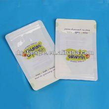 plastic food bag compound steam pouches