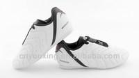 Cheap Martial arts taekwondo shoes,OEM high shoes,taekwondo training equipment