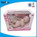 funny baby girl boy y china juguete de la muñeca