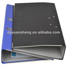 custom types of lever arch mechanism a4 cardboard file folder