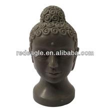 Budda unpainted resin figurines