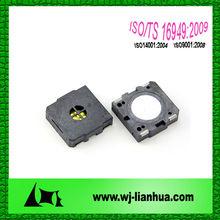 LDMS1540S 15*4mm 8ohm 0.5W SMD smallest Mylar wood bluetooth shower tower speaker