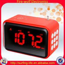 FM Clock Alarm Temperature Calendar Timer Wholesaler