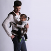 Hot selling 100% cotton baby carrier backpack