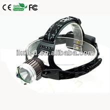 NEW!!1800LM CREE XML T6 LED Head Light Lamp Flashlight Light Headlamp