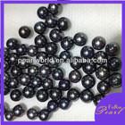FR661supply wholesale large size black Tahiti pearls