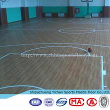Basketball / Voleyball / Badminton / Futsal/ Gym Court Flooring / Sports Flooring