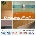 Best pvc sports wood flooring for indoor basketball court
