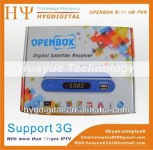 OPENBOX B100 HD FTA Satellite Receiver,Support USB WiFi,3G,CCcam,Newcamd,Mgcam,Skcam