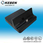 Charging dock black mini android tablet docking station