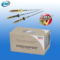 Dental Rotary Niti Treatment Protaper Files systeme dentsply tulsa dental pro taper rotary files