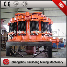 Effective Reduce the Cost of Iron Ore Production 50tph PYD900 Cone crusher Machine
