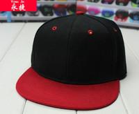 multi color cheap plain snap backs hats wholesale blank snapback caps