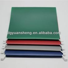 china manufacturer printed suspend plastic document file folder