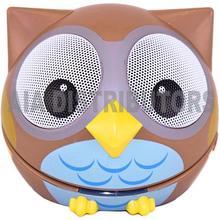 Impecca Portable Bluetooth Speaker, Ogle the Owl