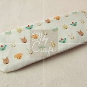 Puti de pome lovely pet pencil pen pouch understanding and selecting well