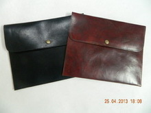Custom Made Leather Tablet Covers For Promotions, Gifting