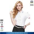 Para mujer con estilo y elegante blusas y Tops 2014 del verano del nuevo