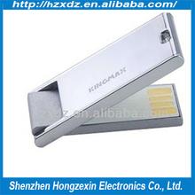 Waterproof portable ultra-thin bulk mini usb 2.0 flash drive with customer LOGO 1gb 2gb 4gb ~64GB