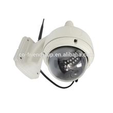 2014 hot seller HD Wireless/Wifi Network IP Camera Pan/Tilt IR 20m Security Outdoor Waterproof