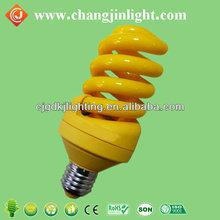Supply 12mm Full Spiral energy saving mosquito repellent light bulb