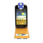 Polka Dots Flip Case Cover Skin For Samsung Galaxy Ace 2 i8160
