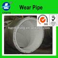 hecho en china leigong resistente al desgaste de cerámica forrado de tubos de acero