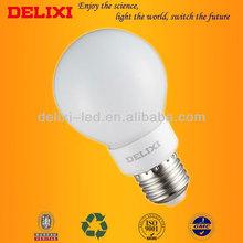 viewing angle led bulb 5w e27 lighting