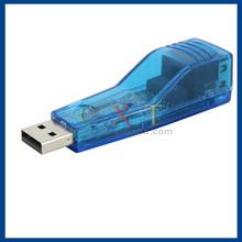 USB Ethernet Network LAN Adapter Rj45