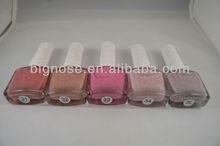 60 Colors of Coral Nail Polish No.31 - No.60 / lovely natural coral color / sheer coral jewelry hue