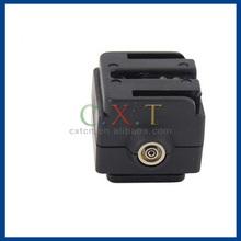 Camera accessories,hot shoe adapter for Sony/Minolta flash