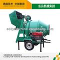 de alta capacidade série jzc construção motor diesel misturador concreto