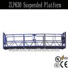 suspended platform/ electric scissor lift/ serial work platform