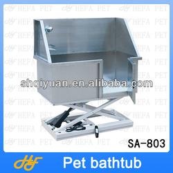 stainless steel dog bath product,dog bath tube,pet bath tub SA-803