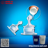 Injection molding silicone rubber for body nipple,liquid silicone rubber
