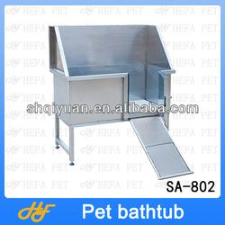 stainless steel dog bath product,dog bath tube,pet bath tub SA-802